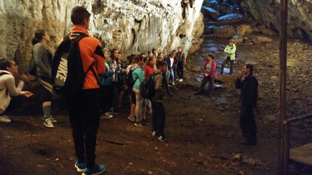 Naravoslovni dan 9. razred: Učna pot Grički kal – Grdanji skedenj