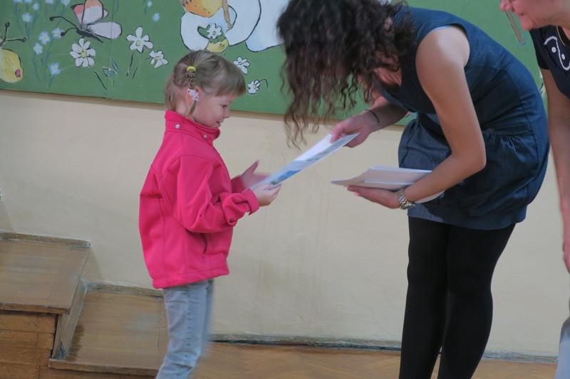Prvi šolski dan na OŠ Loka