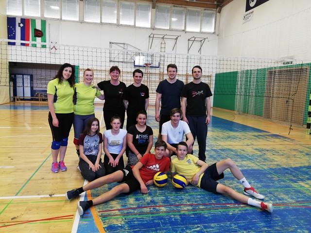 Četrtfinale državnega prvenstva v košarki za mlajše učence – osvojeno 2. mesto