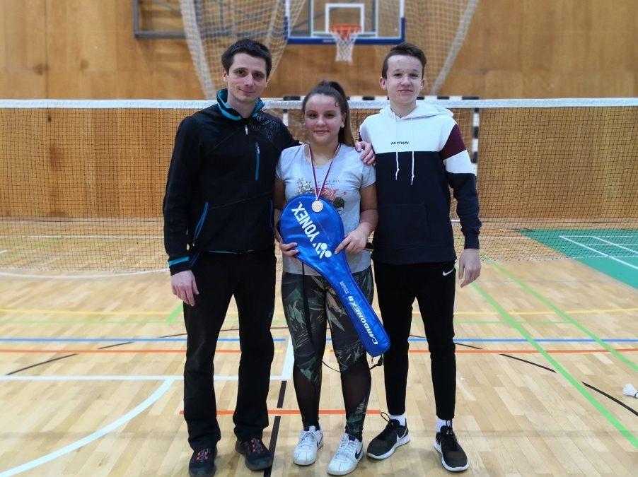 Ana Janjič državna prvakinja v badmintonu