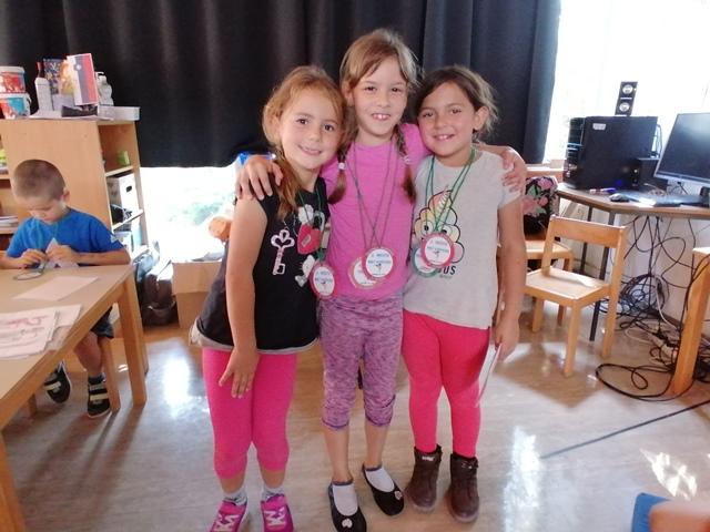 Športni dan 1. razred – Atletika