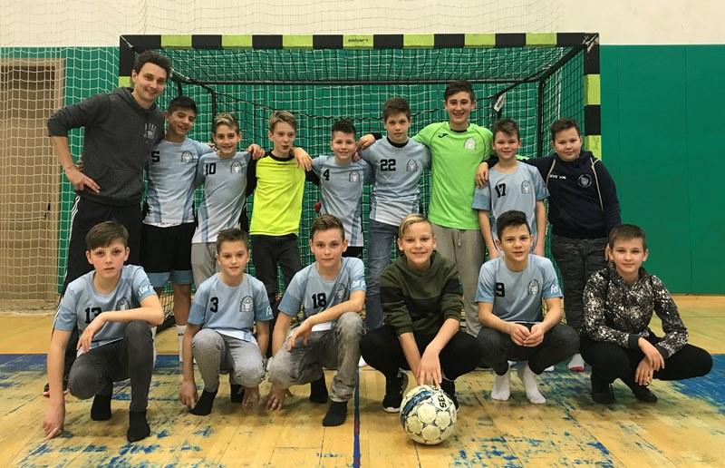 Občinsko prvenstvo v nogometu za mlajše dečke