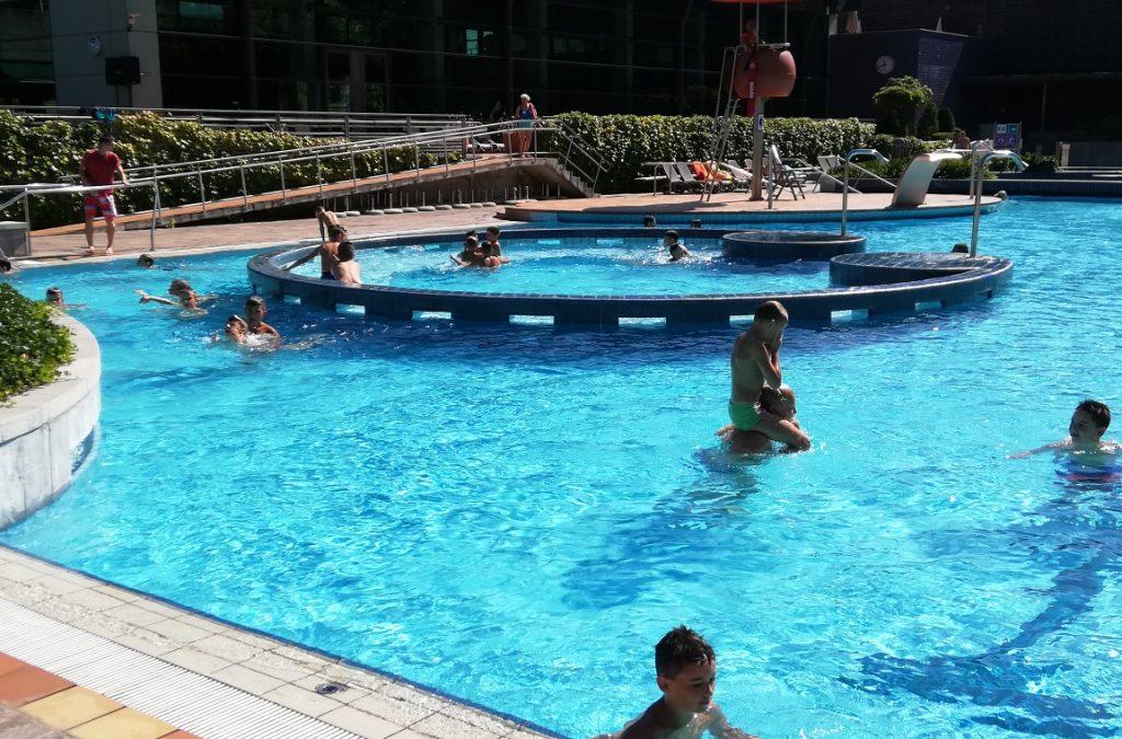 Preverjanje plavanja za 6. razrede