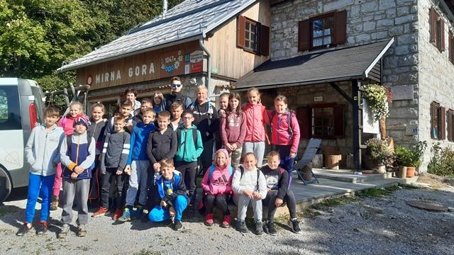Planinska šola Mirna gora