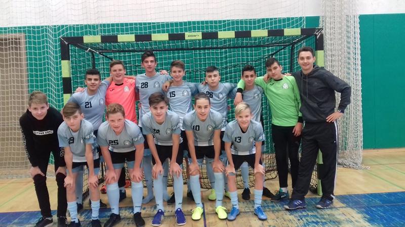 Občinsko prvenstvo nogomet- starejši dečki 19.11.2019