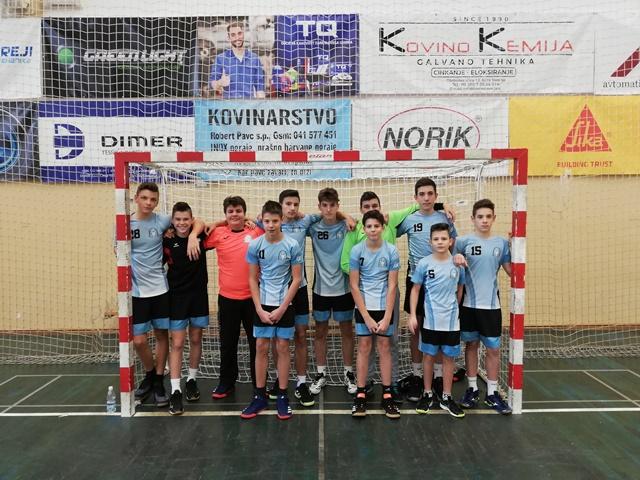 Področno prvenstvo v rokometu za starejše dečke