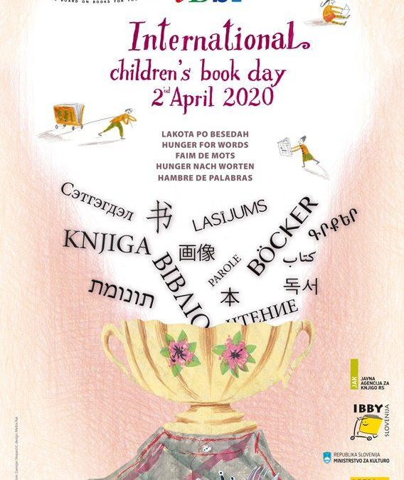 2. april – mednarodni dan knjig za otroke